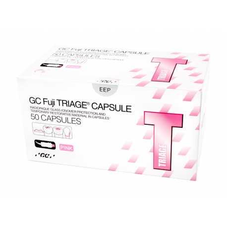 GC Fuji Triage kapsułki 50szt/pink