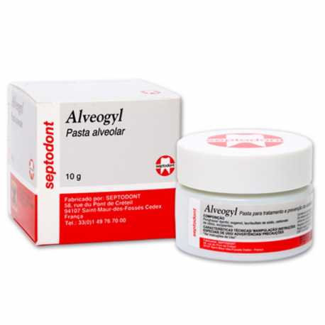 Alveogyl 10 g